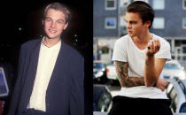 <p>Konrad Annerud, a model who hails from Sweden, has us swooning! The 22-year-old is the splitting image of a young Leo. [Photo: Getty/Instagram/konradannerud] </p>