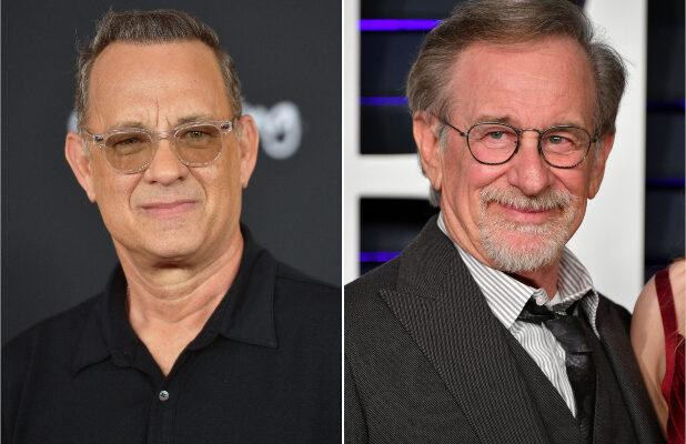 Apple Orders Follow Up to 'Band of Brothers' and 'The Pacific' From Tom Hanks and Steven Spielberg