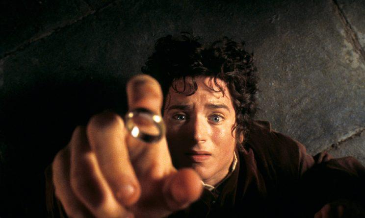 Elijah Wood in 'The Fellowship of the Ring' (Photo: Everett)