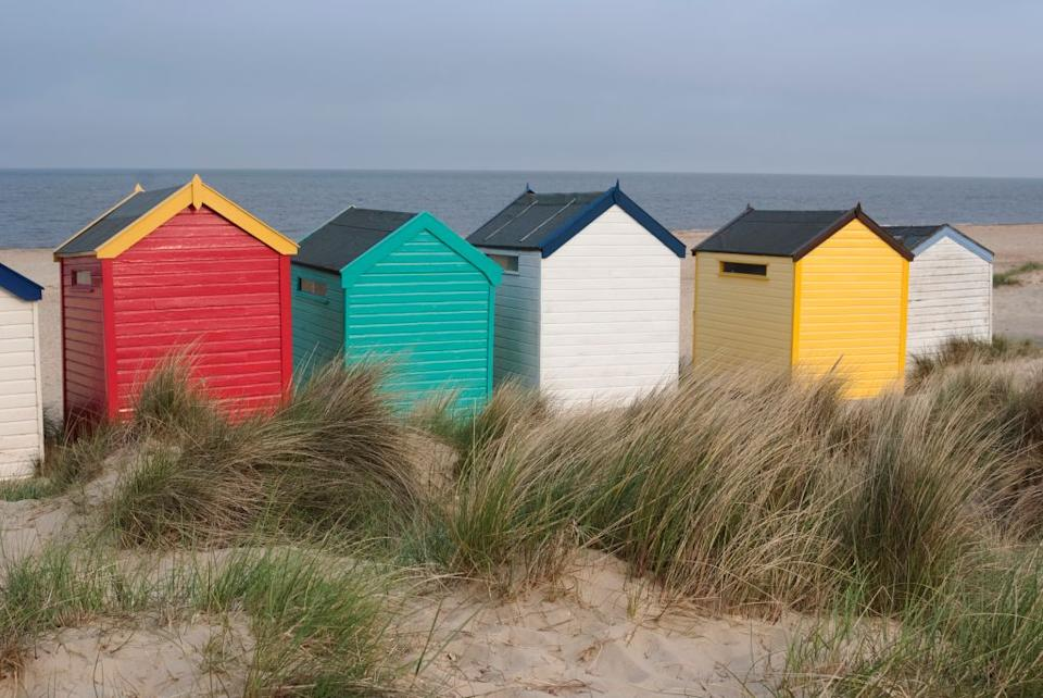 Southwold, Suffolk, also appeared in the top 10. (Getty Images)