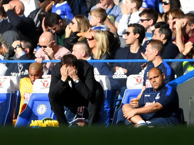 Conte is not reading too much into the defeat (Getty)