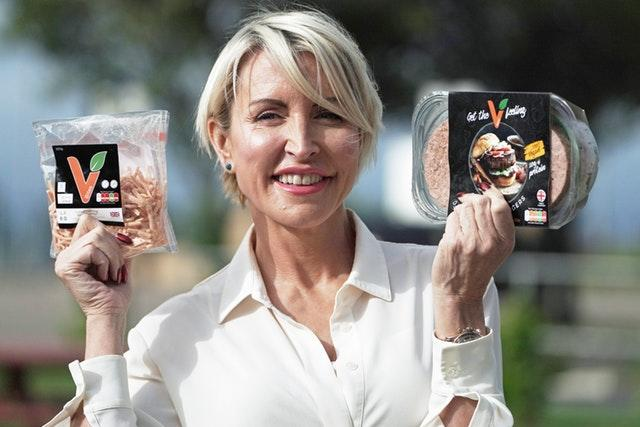 Heather Mills vegan business
