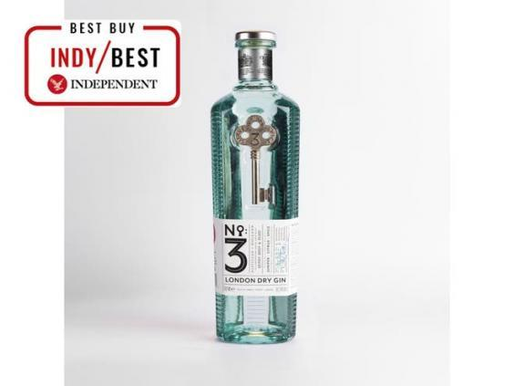 There's always new flavours and botanical blends to taste in gin, we loved this No.3 London dry gin (The Independent)