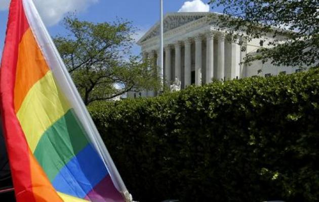 Top Texas court sides against same-sex couple marriage benefits
