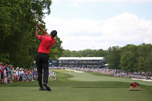 How Quail Hollow is building on golf tournament's record run