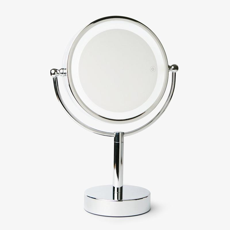 Gleam Dual-sided Magnifying Mirror