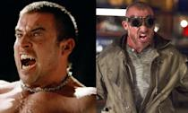 <p>Dominic Purcell played the main villain Dracula in <em>Blade: Trinity</em> but can now be found aboard the Waverider as Heat Wave in <em>DC's Legends of Tomorrow</em>. </p>