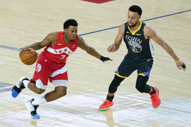 Gunshots during Toronto Raptors parade send fans scrambling