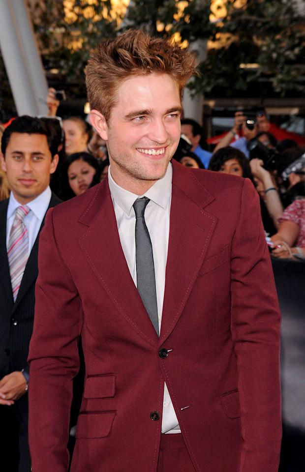 "<b><a href=""http://movies.yahoo.com/movie/contributor/1808623206"">Robert Pattinson</a></b> Was there any doubt that he may have lost his pearly-skinned appeal to a younger, hairier, and insistently shirtless rival? Not for all the Team Edward fans who returned for ""The Twilight Saga: Eclipse."" Extreme hysteria did wane to <a href=""http://www.boxofficemojo.com/franchises/chart/?id=twilight.htm"">manageable hysteria</a>: The third installment grossed more, but it had a wider release, which means less tickets sold per theater. Also, its opening, mammoth as it was, paled like Pattinson in comparison to ""New Moon."" No matter -- even as he's deeply involved with the franchise, he continues to dabble in the (cinematic) arts and <a href=""http://movies.yahoo.com/movie/1810076910/info"">even earned some praise</a> for an otherwise panned romantic drama ""Remember Me."" In the books-to-screen works: ""Bel Ami"" (based on Guy de Maupassant's novel) co-starring Uma Thurman, Kristin Scott Thomas, Christina Ricci, and Colm Meaney, and ""<a href=""http://waterforelephantsfilm.com"">Water for Elephants</a>"" (based on Sarah Gruen's bestseller) co-starring Reese Witherspoon and Christoph Waltz (the memorable Nazi in ""Inglourious Basterds)."