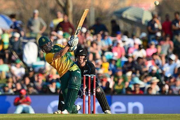 CENTURION, SOUTH AFRICA - AUGUST 16: Farhaan Behardien of the Proteas during the 2nd KFC T20 International match between South Africa and New Zealand at SuperSport Park on August 16, 2015 in Centurion, South Africa. (Photo by Lee Warren/Gallo Images/Getty Images)