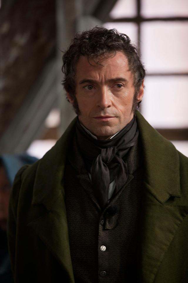 "Hugh Jackman in Universal Pictures' ""Les Misérables"" - 2012"