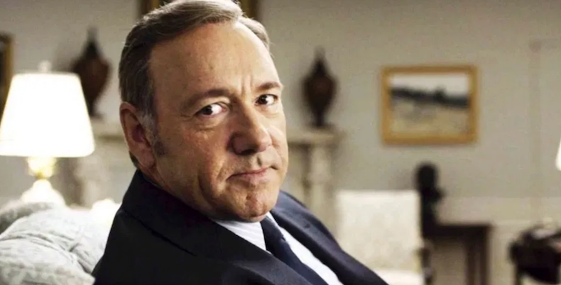 Kevin Spacey avoids criminal charges after accuser dies