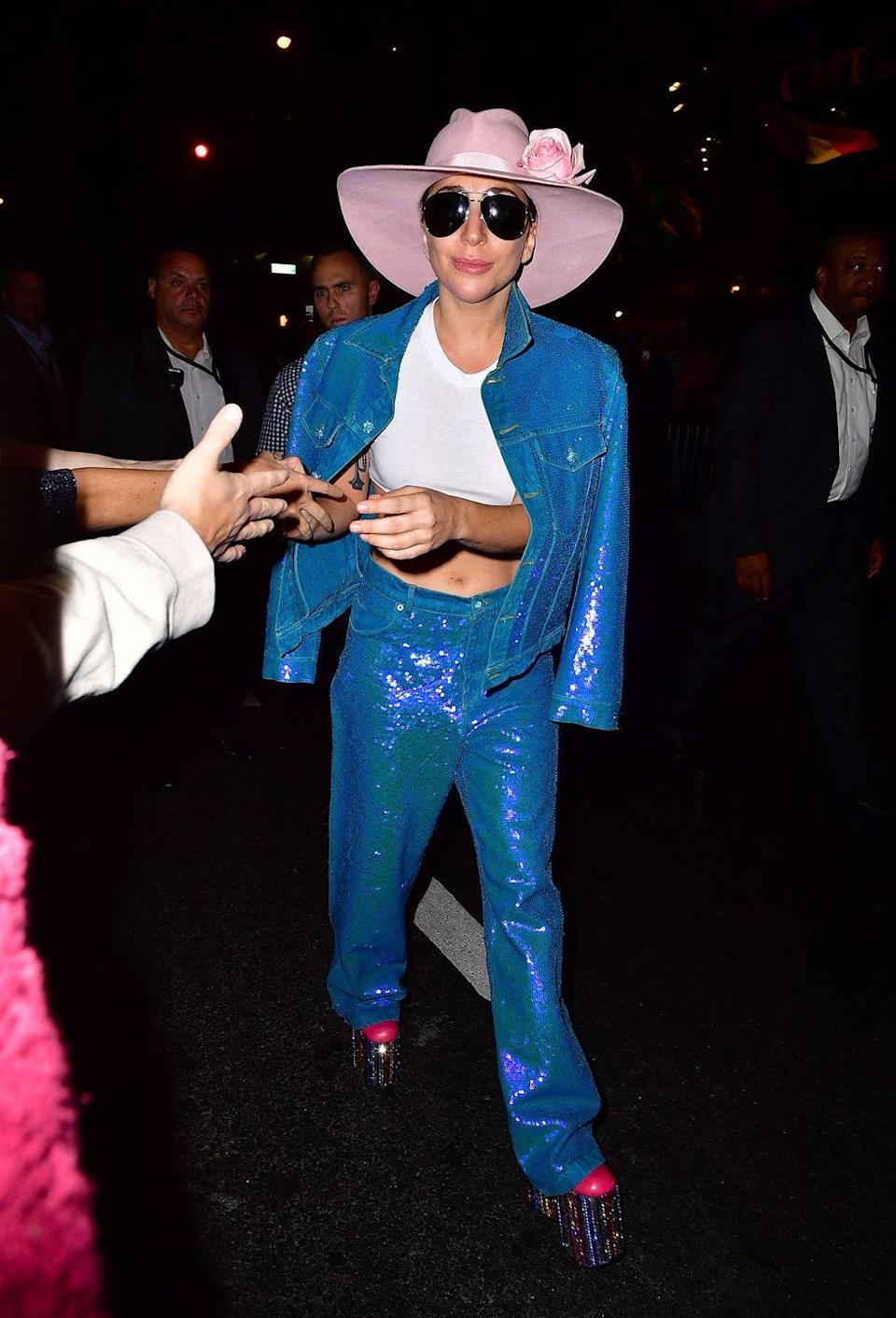 <p>In New York, October 2016.</p>