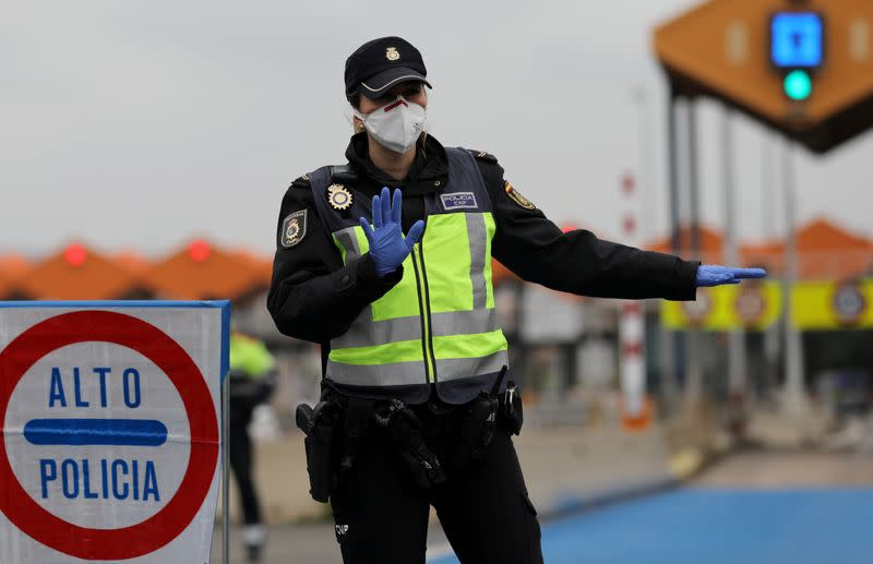 France to lift border controls for EU travellers on June 15