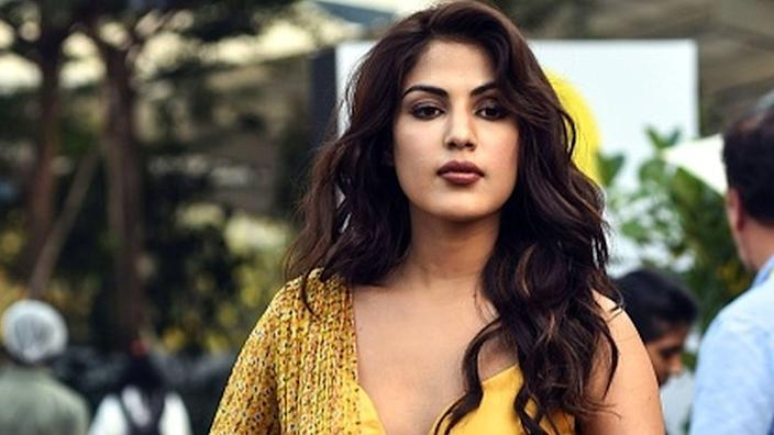 Rhea Chakraborty and Sushant Singh Rajput were in a relationship