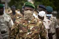 ECOWAS urged Goita, an ex-special forces commander, to appoint a new civilian prime minister and to form a new 'inclusive government'