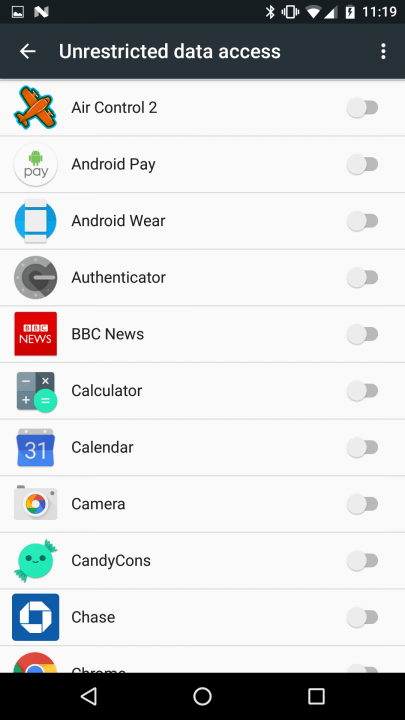 android n news app usage