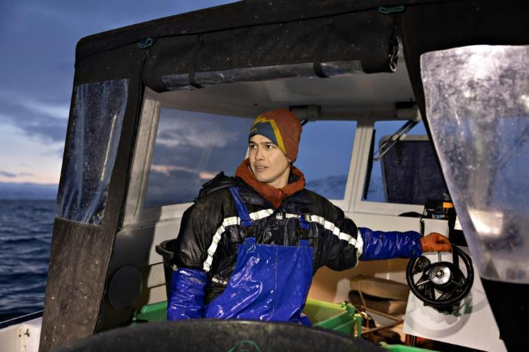 Independent fisherman Lars Heilmann's main hope from the elections is larger fishing quotas