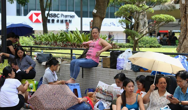 Filipino domestic workers in Hong Kong facing more expenses as new law forces them to make social security contributions back home