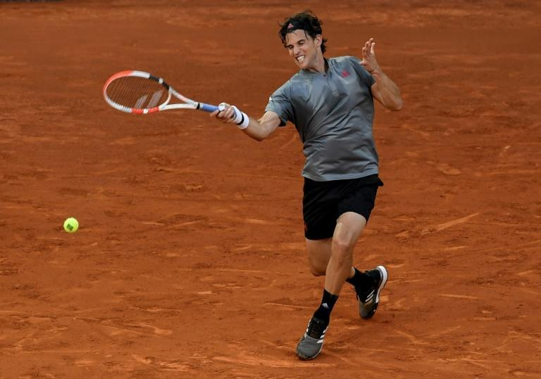 Thiem has reached the Madrid Open final twice