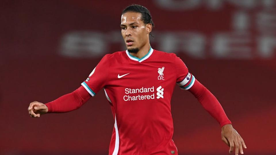 Virgil van Dijk | Laurence Griffiths/Getty Images