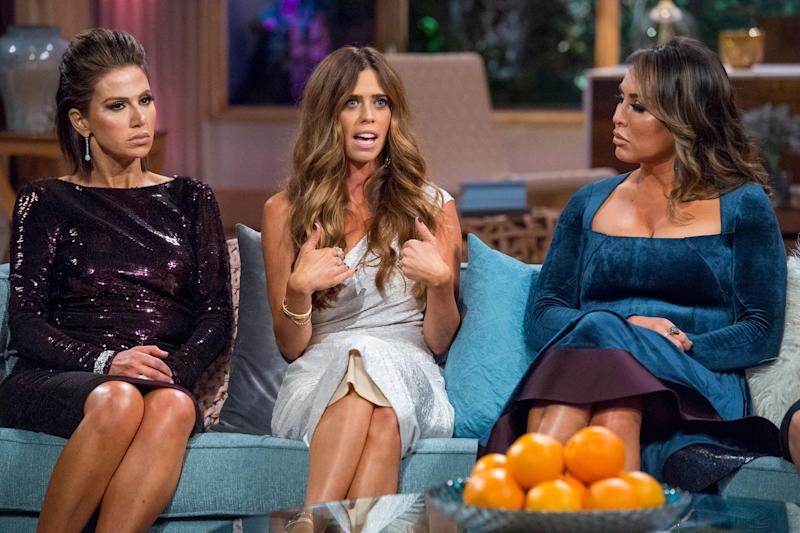 Real Housewives of Orange County recap: 'Reunion Part One'