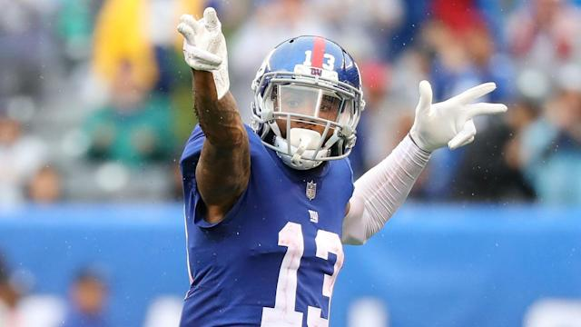 John Mara's grandsons cried after the New York Giants traded wide receiver Odell Beckham Jr..