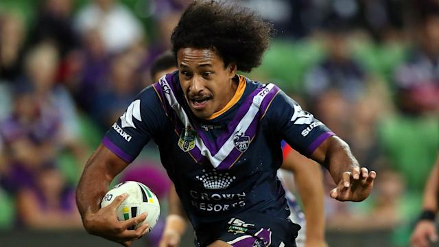 Felise Kaufusi's new deal will see the 26-year-old remain in Melbourne until at least the end of 2020.