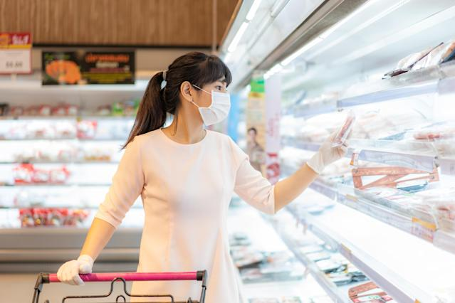 One expert stressed we should buy 'sustainably sourced' meat if people do not want to cut back. (Getty Images)