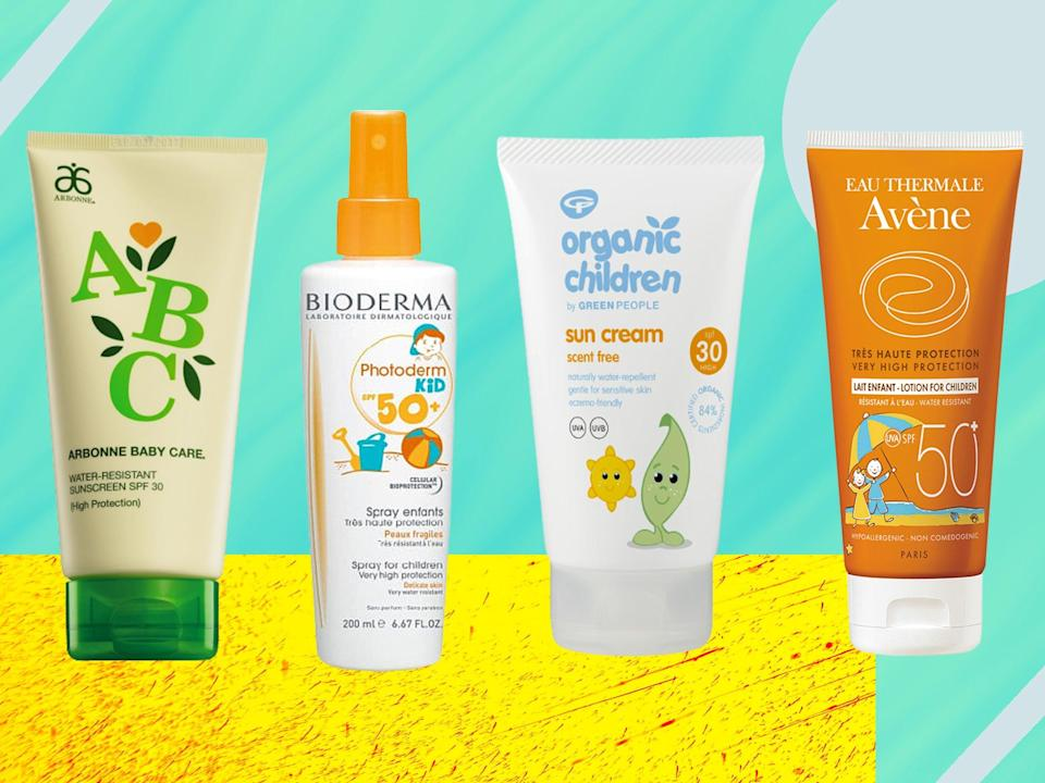 With summer just around the corner, it's time to make sun protection your priority – especially for your children (iStock/The Independent)