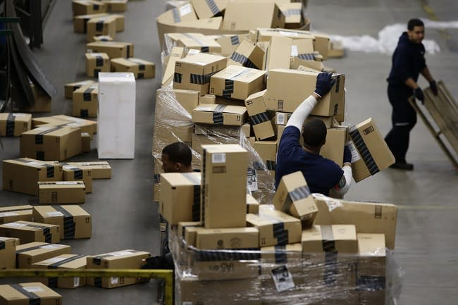 Shoppers hit the web on Cyber Monday for biggest online shopping day on record