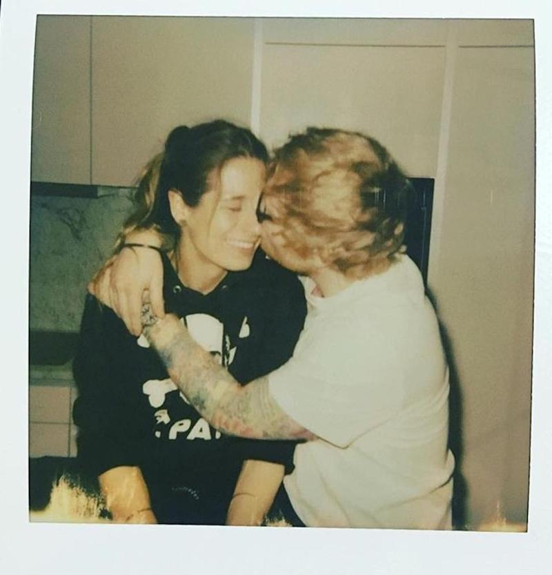 Ed Sheeran, wife Cherry Seaborn welcome their first child