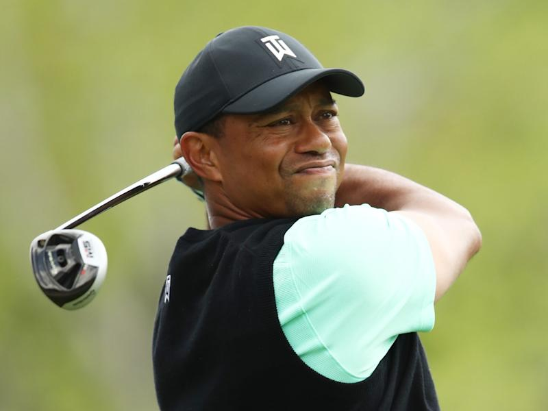 Tiger Woods Finally Met Match, and it Wasn't Rory McIlroy