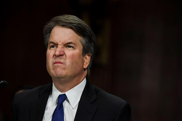 Brett Kavanaugh closer to US Supreme Court confirmation after Senate vote