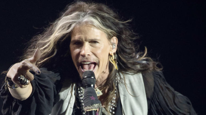 Aerosmith Cancels Tour Dates Citing Steven Tyler's 'Unexpected Medical Issues'