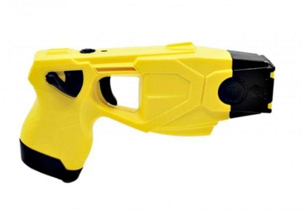 PHOTO: TASER X26P Police-Grade Shooting Stun Gun with Built-in LED Flashlight & Laser. The model of taser carried by the office who shot Daunte Wright is not known. (Self Defense Products Inc.)