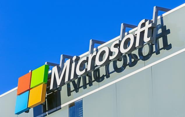 The Zacks Analyst Blog Highlights: Microsoft, Alphabet, Comcast, BlackRock and Northrop Grumman