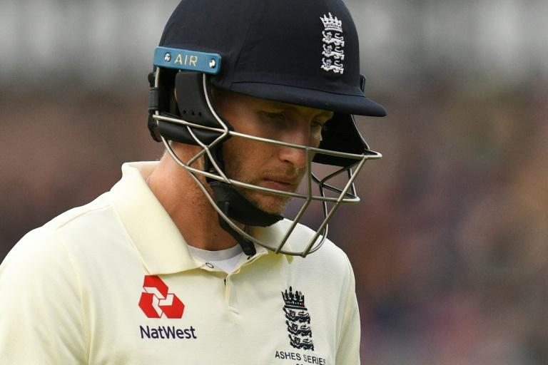 Root battled to 71, but once again failed to compile a match-defining innings