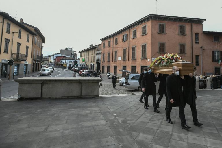 As Codogno's situation began to improve, attention turned to the worst-hit province of Bergamo, some 70 kilometres (43 miles) north