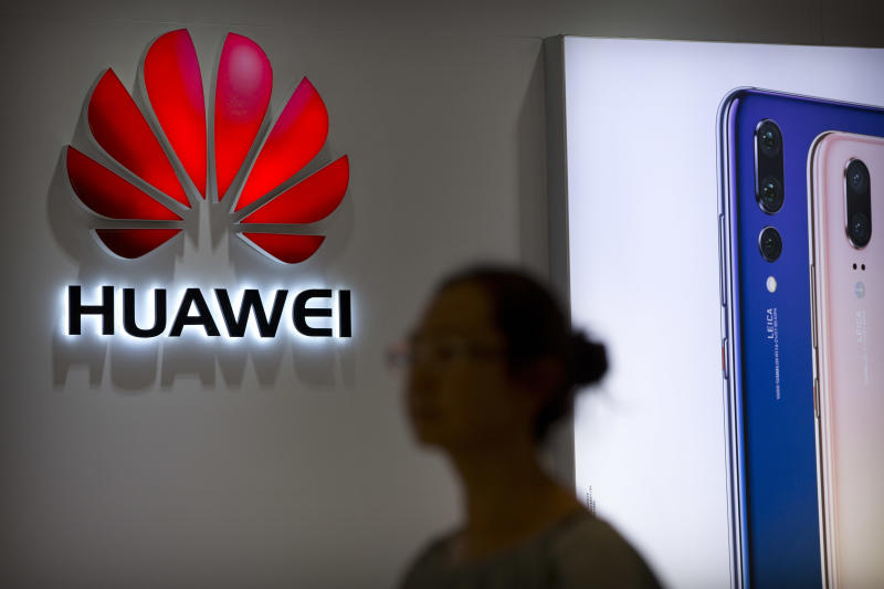 Huawei unveils processor chip for data centres and cloud computing