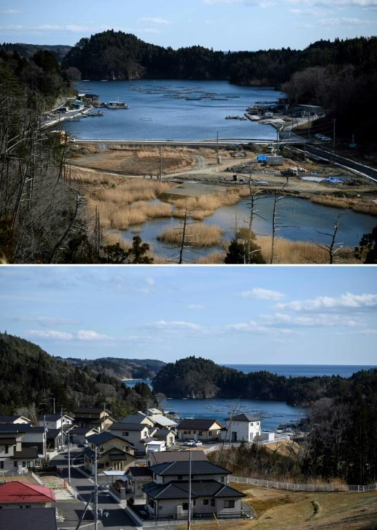 The tiny fishing village of Mone in Miyagi lost 42 of its 55 houses in the 2011 tsunami, but instead of building a wall, it decided to move