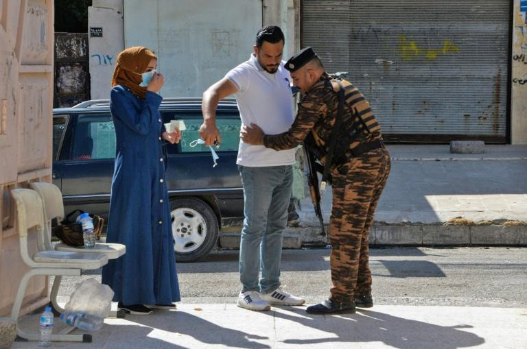 Voting in Iraq's parliamentary election was held under heavy security (AFP/Zaid AL-OBEIDI)