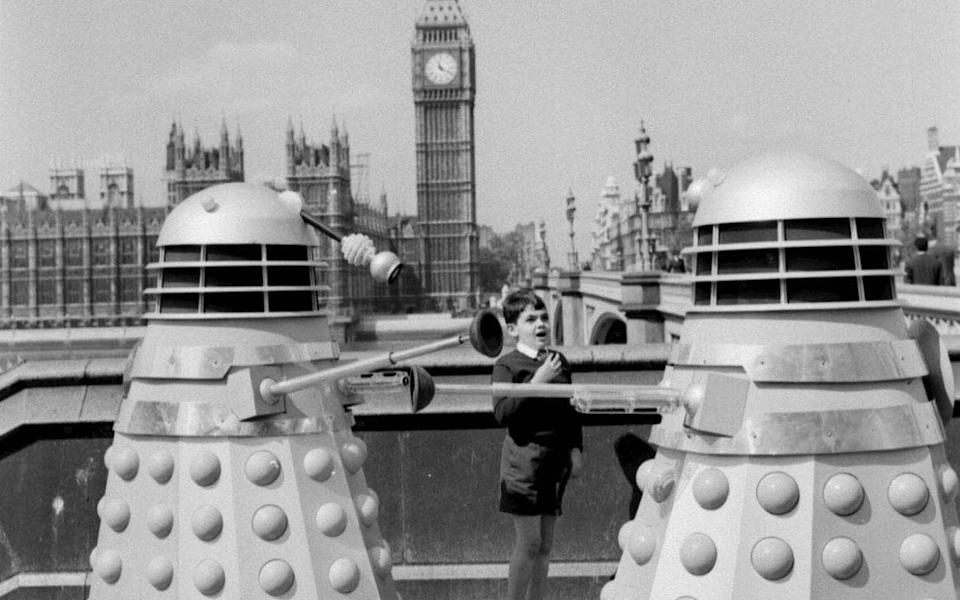 The Dalek Invasion of Earth (1965) - PA