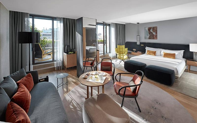 Mandarin Oriental Barcelona's relaxed attitude to families is refreshing in somewhere this grand