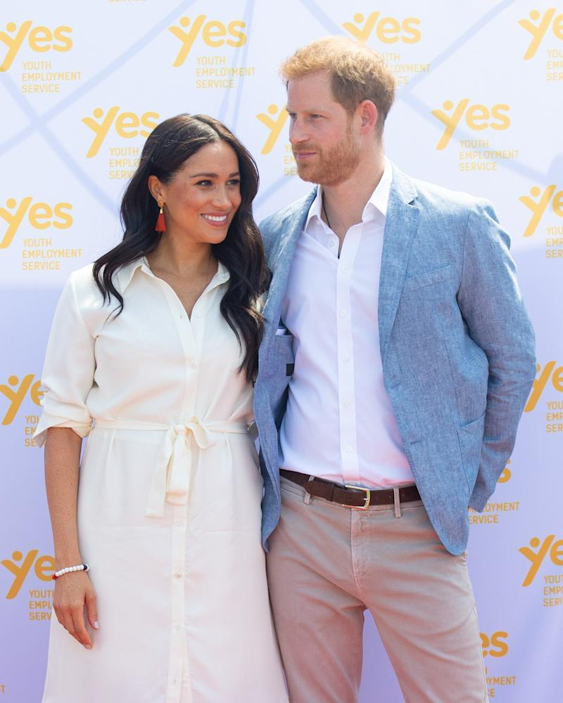 Meghan Markle and Prince Harry Are Reportedly Moving to Los Angeles for the Summer
