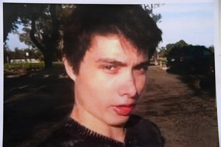 An undated photo of Elliot Rodger, 22, who went on a rampage in Isla Vista near the University of California at Santa Barbara campus, stabbed three people to death at his apartment before shooting to death three more (ROBYN BECK/AFP/Getty Images)