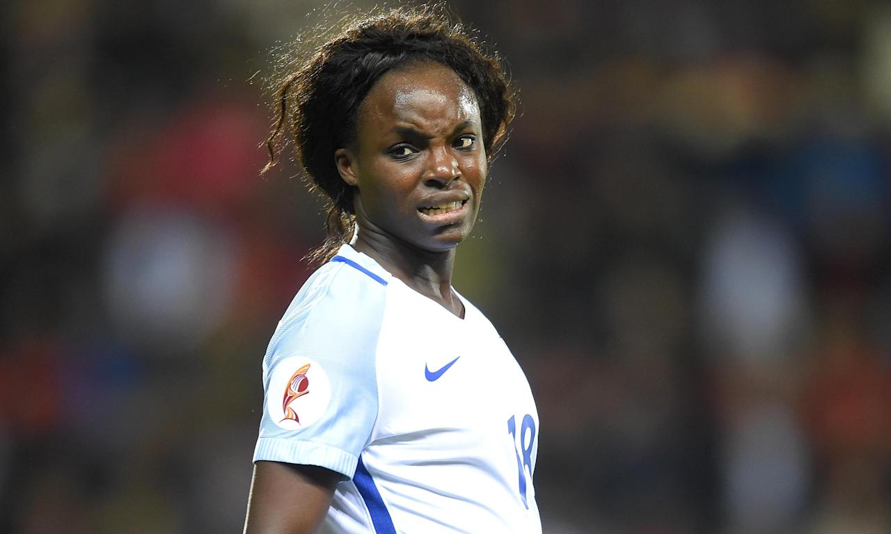 Eni Aluko has won 102 caps for England but was not part of the squad for the European Championships in the Netherlands this summer.