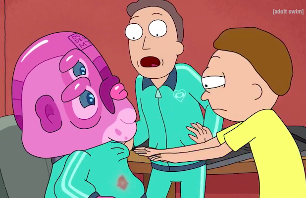 Here's Your First Look at 'Rick and Morty' Season 4 (Video)