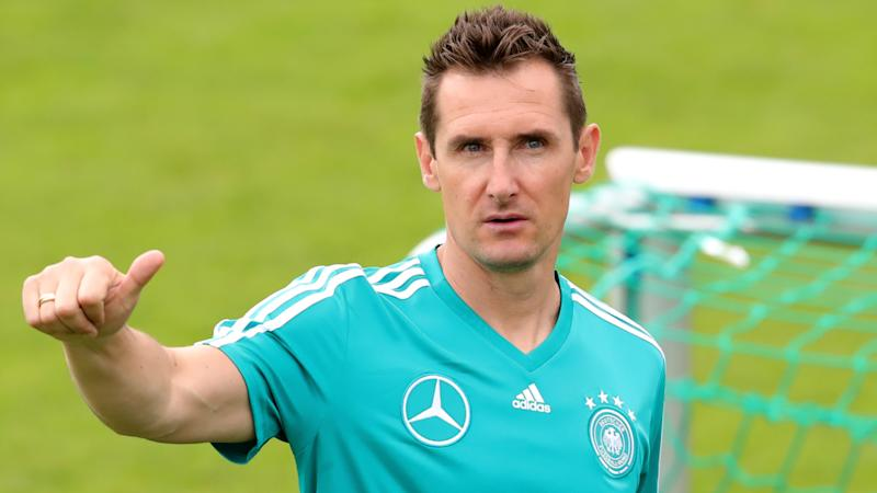 Klose named new assistant to Bayern Munich head coach Flick