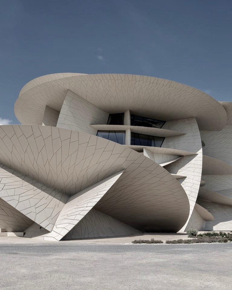 Qatar National Museum, Doha